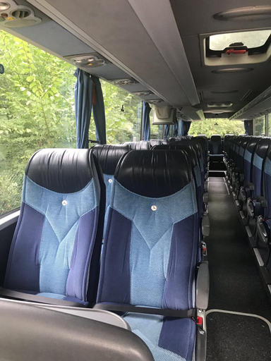 Inside of Executive Coach