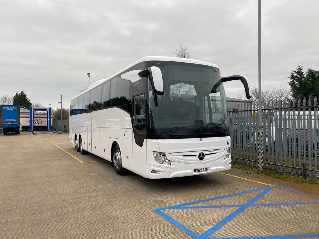 DDA Compliant Coach